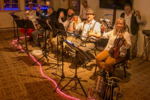 Live Music: Oktoberfest with the Hof Polka Band @ Silver Dollar Showroom at The Wort Hotel | Jackson | Wyoming | United States